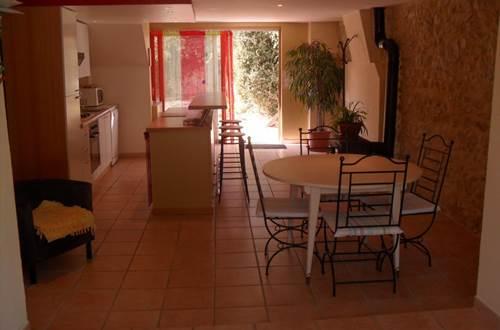 Gîte n°30G12736 – RIBAUTE LES TAVERNES – location Gard © Gîtes de France Gard