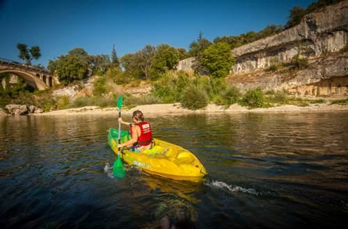Kayak Vert © Sud de France Développement