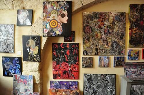 12 ART GALERIE uzès ©