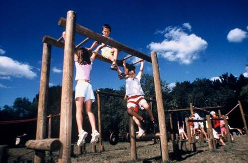 Camping le Moulin Neuf ©