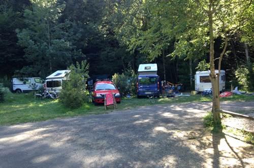 Camping la Pensière ©