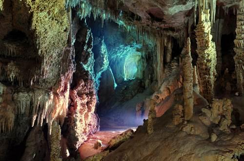 Grotte de la Salamandre ©