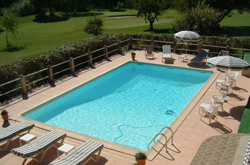 GOLF CLUB UZES piscine © ALLIER Maryse