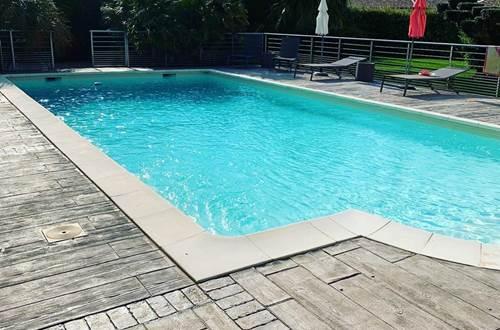 piscine exterieure ©