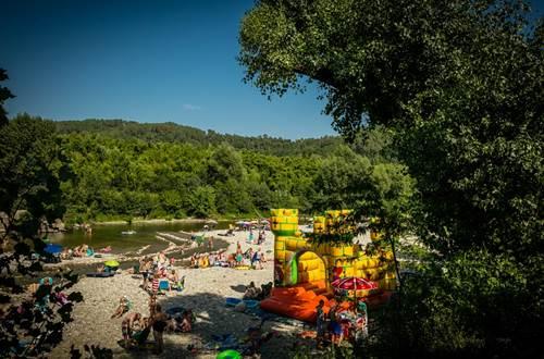 camping L'Arche 1 © Sud de France Développement