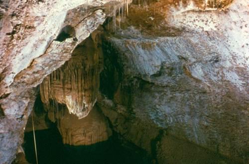 Mialet - Grotte de Trabuc ©
