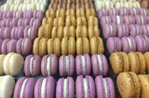 Les macarons de Bastien ©