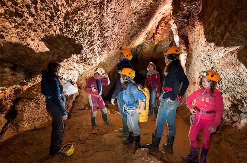 safari-souterrain-soustelle-galeizon © Rémi Flament
