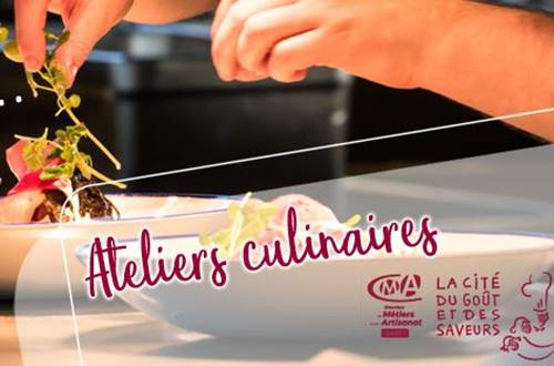 ateliers culinaires ©