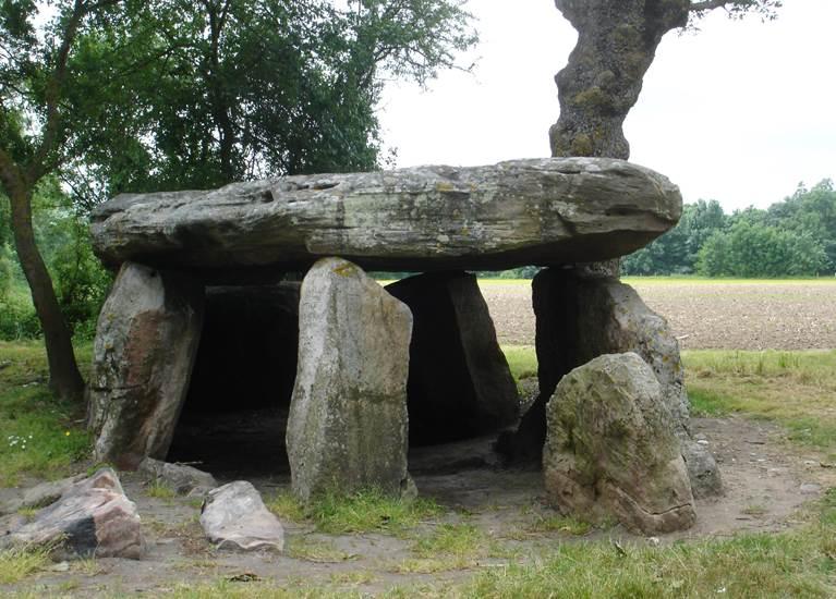 la pierre Cezée