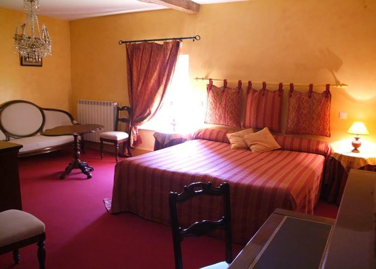 Chez Mr Benoît Breton - chambre 3
