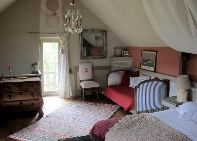 La Seigneurie - chambre 4