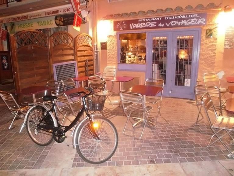Restaurant L'ARBRE DU VOYAGEUR