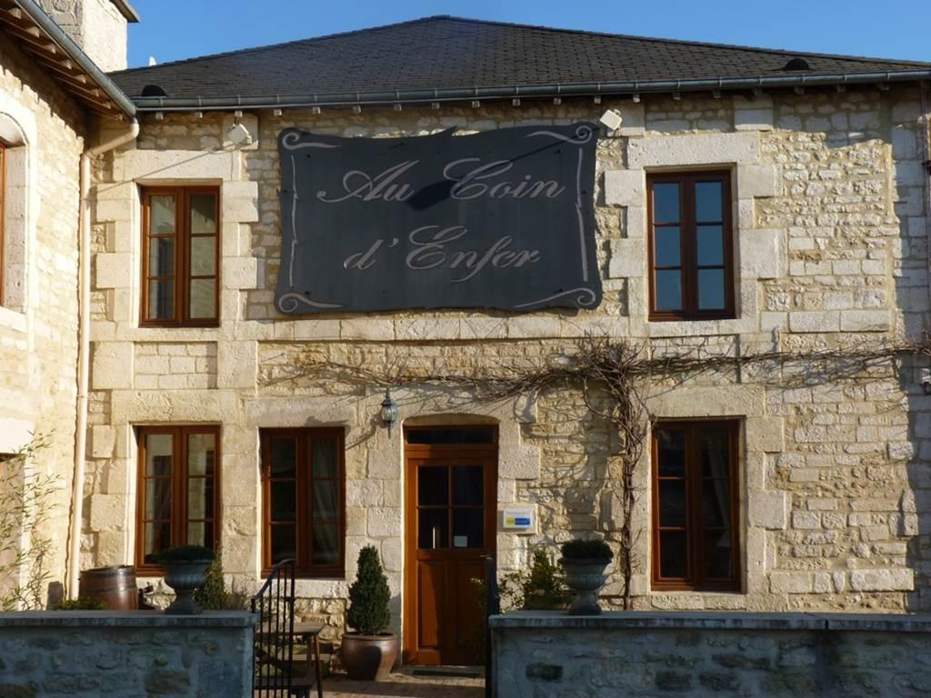 "Restaurant ""Au Coin d'Enfer"""