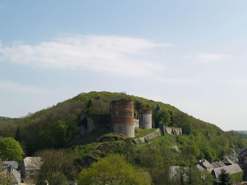 Le château Renaissance de Hierges