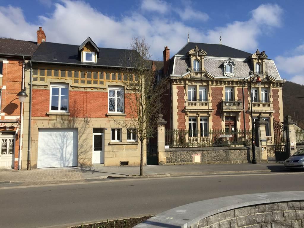 Gîte La Roseraie - Haybes- Ardenne