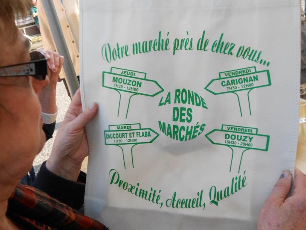 Marché Paysan de Mouzon