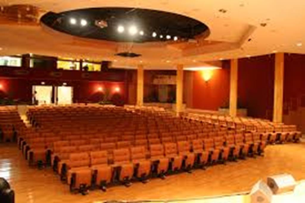 salle de spectacle ou de séminaire