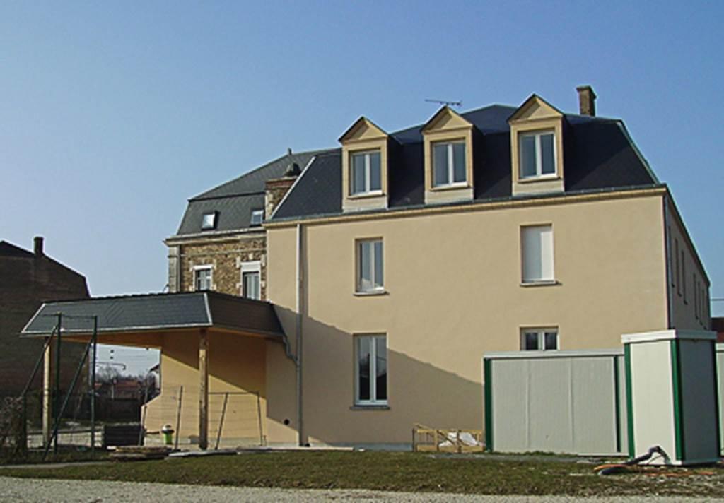 Maison Familiale Lucquy