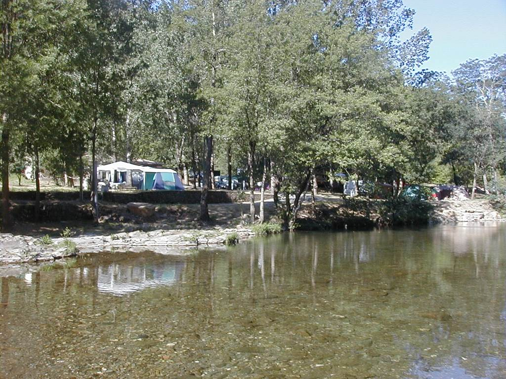 Camping municipal le Luech gard